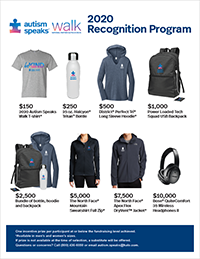 2021 Recognition Program