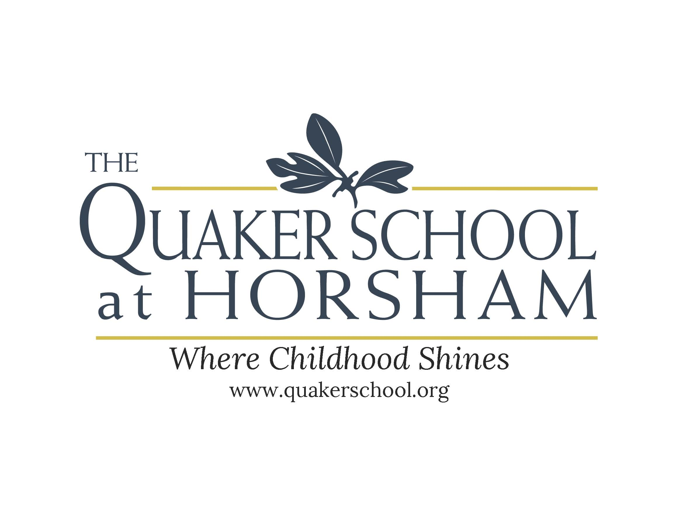 *Service Provider Sponsor* The Quaker School at Horsham