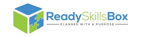 3 Ready Skills Box Website Logo