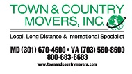 9.95 Town & Country Movers