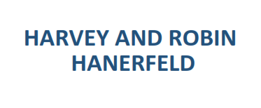 09. Harvey and Robin Hanerfeld